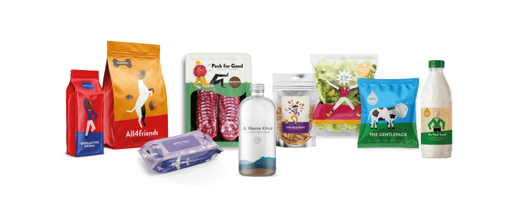 nuceria flexible packaging